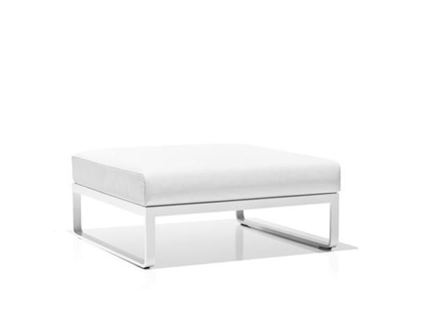 Upholstered garden pouf SIT | Pouf - Bivaq