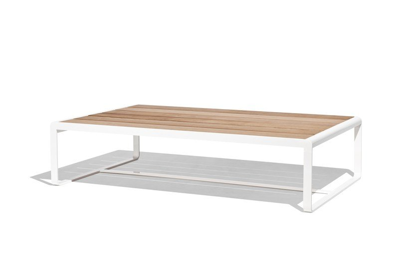 Rectangular garden side table SIT | Rectangular coffee table - Bivaq