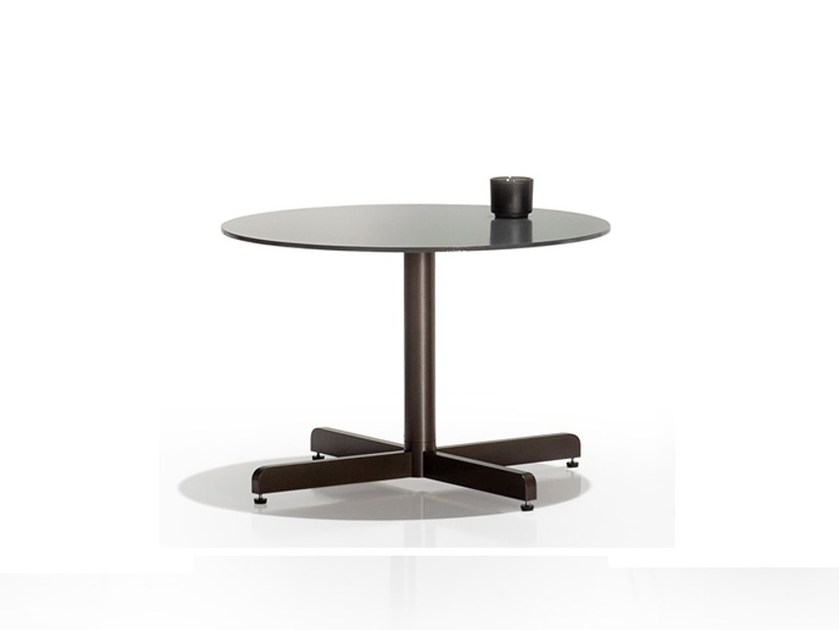 Low round coffee table SIT | Low coffee table - Bivaq