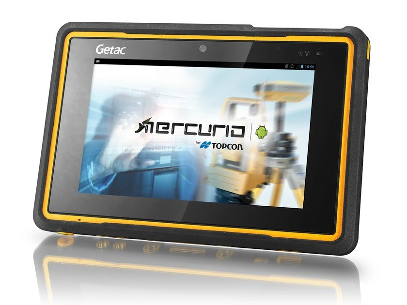 Topographic surveying mobile device (palmtop) MERCURIO ANDROID® - Topcon Positioning Italy