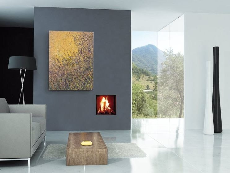 Gas Fireplace insert PORTOFINO | Gas Fireplace insert - ITALKERO