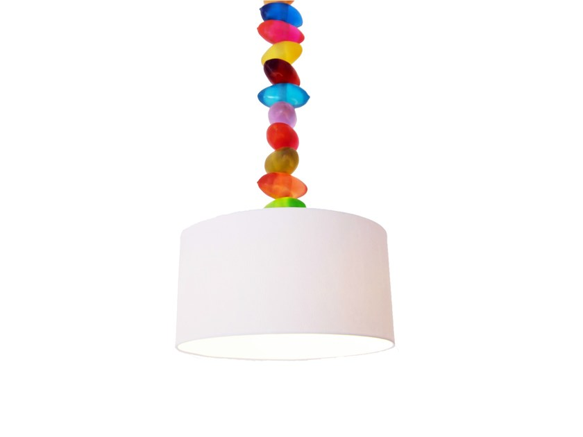 Resin pendant lamp ABIU | Pendant lamp - Darono