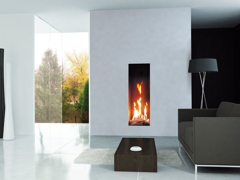 Gas Fireplace insert ROMA | Gas Fireplace insert - ITALKERO