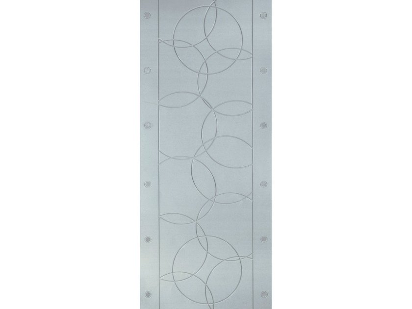 MDF armoured door panel S714 - OMI ITALIA