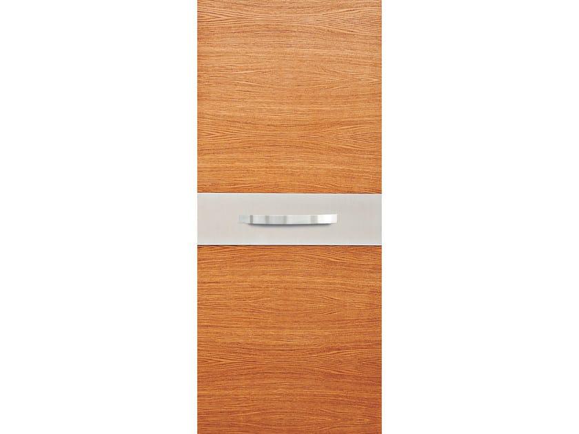 Oak armoured door panel S706 - OMI ITALIA