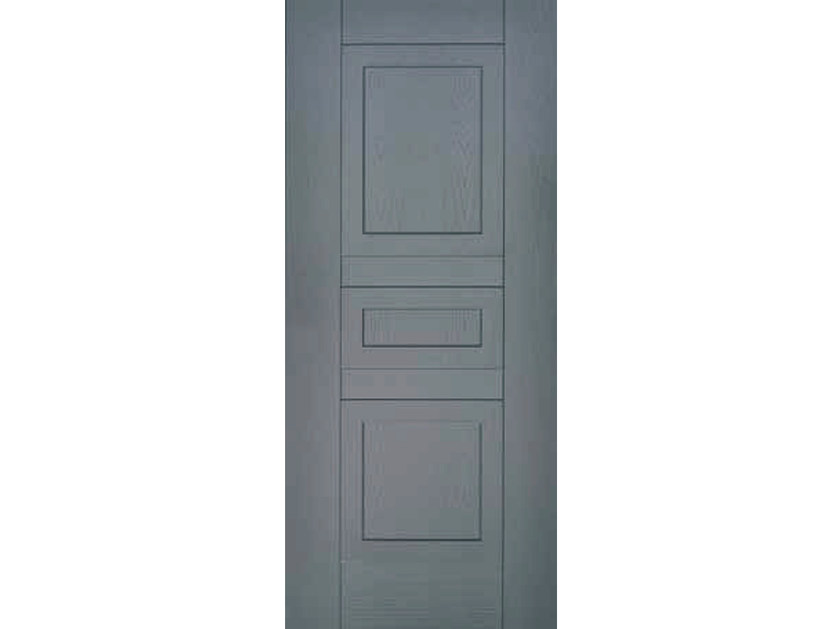 Multi-layer wood armoured door panel RILIEVO (A503) - OMI ITALIA