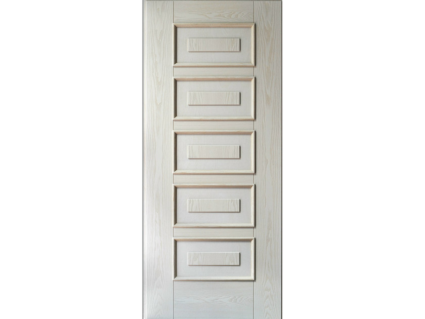 Multi-layer wood armoured door panel A505 - OMI ITALIA