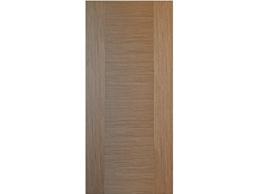 Wood veneer armoured door panel L161 - OMI ITALIA