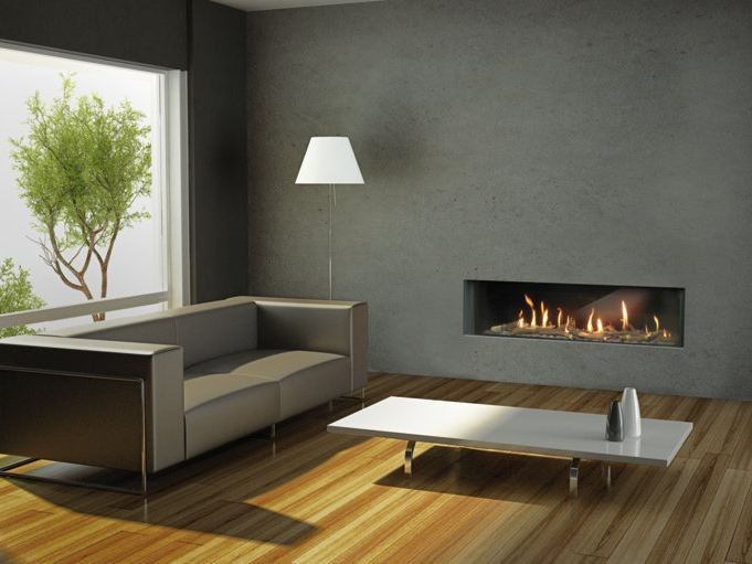 Gas Fireplace insert VENEZIA | Fireplace insert - ITALKERO
