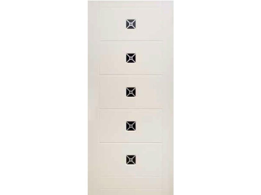Wooden armoured door panel PAN180 NEW - OMI ITALIA