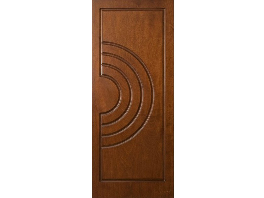 Okoumé armoured door panel PAN116 NEW - OMI ITALIA