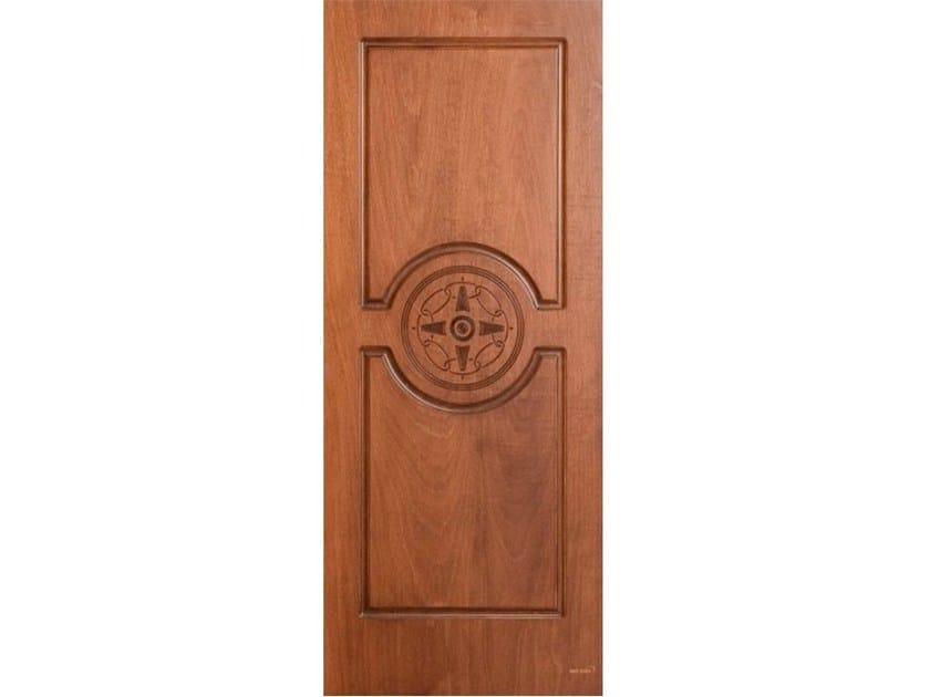 Pannello di rivestimento per porte blindate in okoum - Pannello decorativo per porte ...