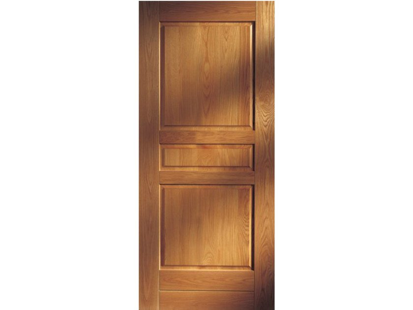 Oak armoured door panel CLASSIC (BI103) - OMI ITALIA