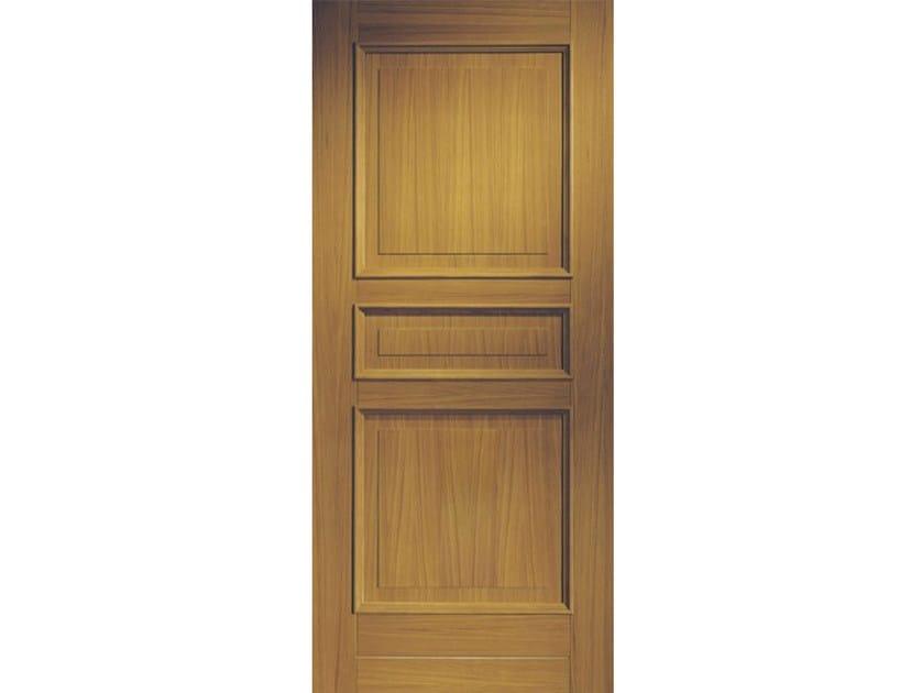 Oak armoured door panel BI170 - OMI ITALIA