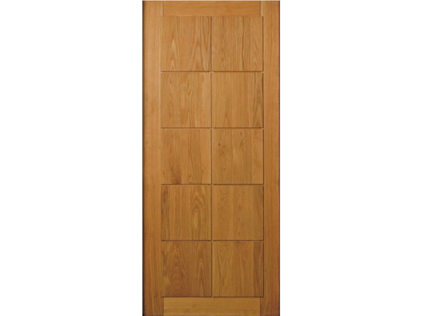 Oak armoured door panel BI161 - OMI ITALIA