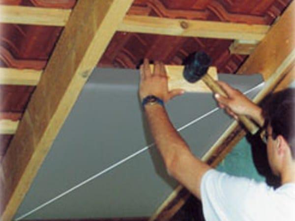 EPS thermal insulation panel ISOLOPIU' REGOLO - Sive