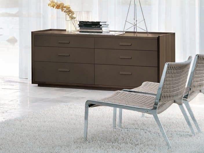 Lacquered MDF dresser FJORD | Dresser - ALIVAR