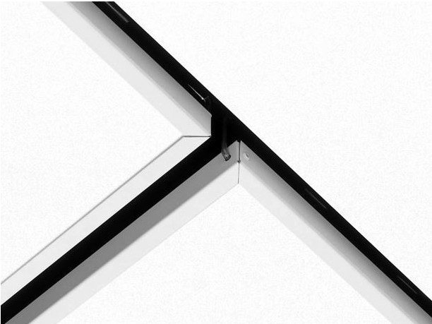Profiles for suspended ceiling Connect™ Profiles - Saint-Gobain ECOPHON