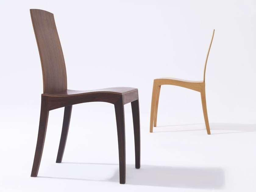 Wooden chair RANK | Chair - sixay furniture