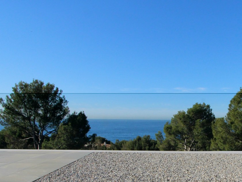 Glass balustrade HORIZON GLASS by Home of Horizon