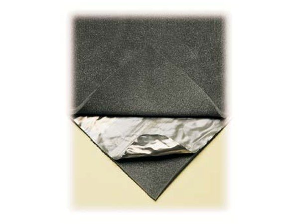 Polyurethane Sound insulation felt with lead layer QUIET LK - Sive