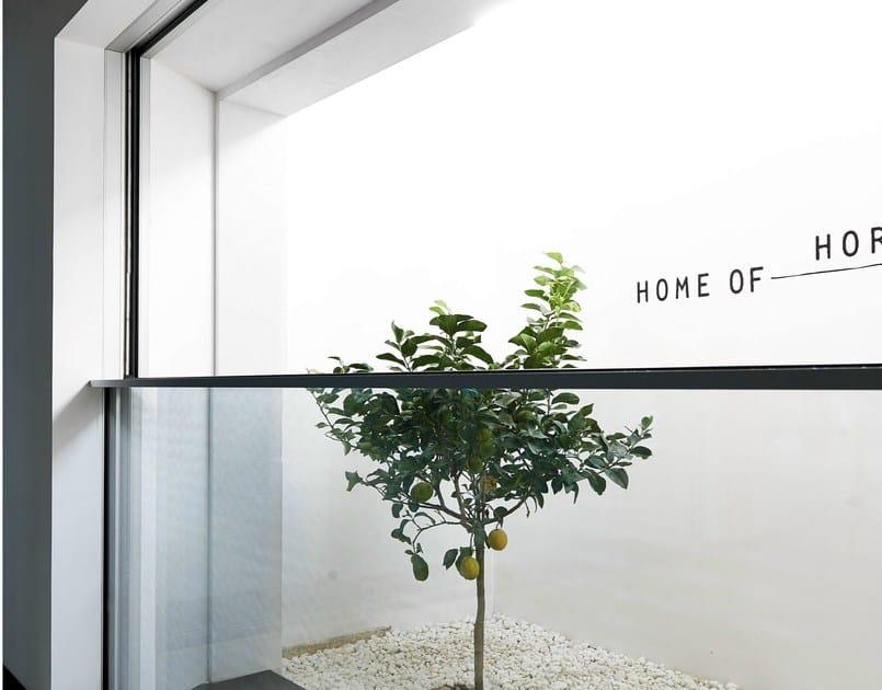 Aluminium lift and slide window HORIZON LINE | Chicago window - Home of Horizon