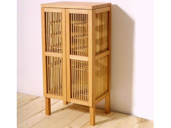 schuhschrank aus holz rabitt by sixay furniture design. Black Bedroom Furniture Sets. Home Design Ideas