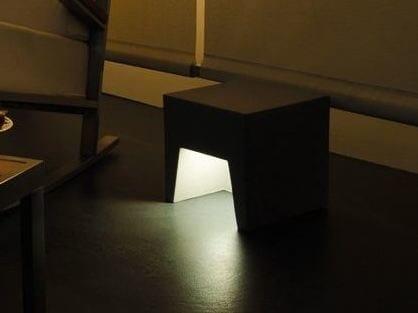 Cement Floor lamp CEMENTO STYLE MODULO A 104 - Lombardo