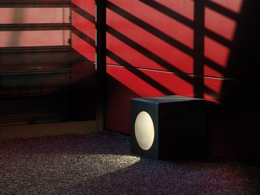 Cement Floor lamp CEMENTO STYLE MODULO - Lombardo