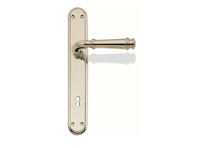 C13010 - Brass door-handle
