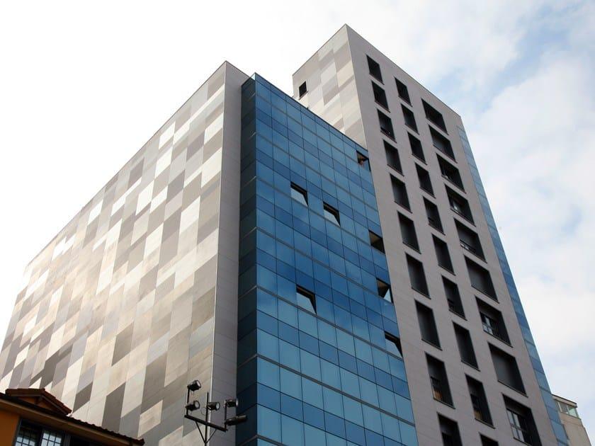Ventilated facade ULMA VANGUARD by Kalikos
