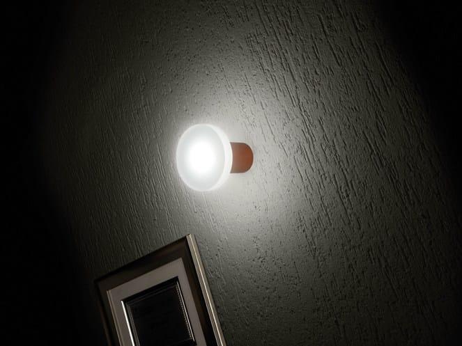 LED PMMA wall lamp CLAMP 60 BIG | Wall lamp - Lombardo