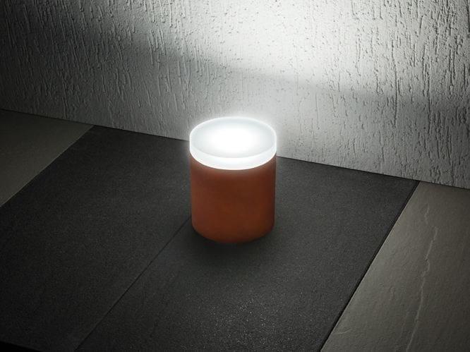 LED PMMA Floor lamp CLAMP 120 SMALL | Floor lamp - Lombardo