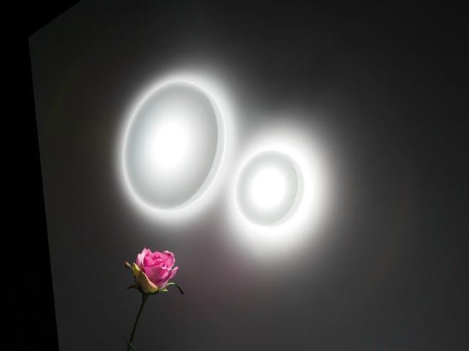 LED PMMA wall lamp CLAMP 120 SMALL | Wall lamp - Lombardo