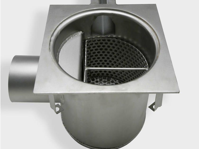 Pit for drainage system Pit for drainage system - F.lli MALIN