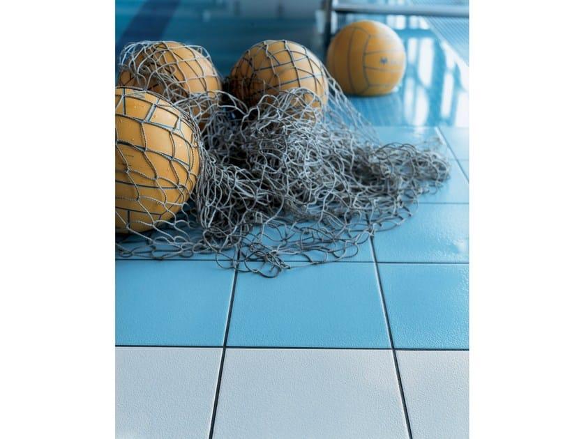 Antibacterial anti-slip ecological flooring GRIP40 B(A+B) - CERAMICA VOGUE