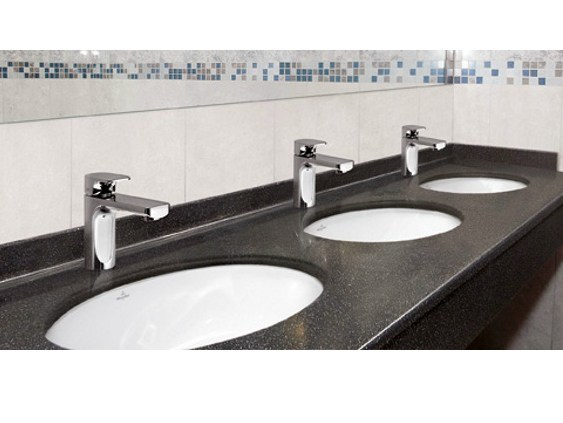 Undermount ceramic washbasin EVANA | Undermount washbasin - Villeroy & Boch