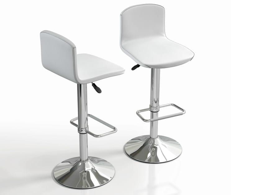 Height-adjustable stool VENTO - CANCIO