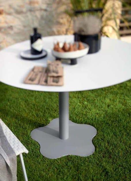 Tavolo da giardino rotondo samba rio tavolo da giardino roberti rattan - Tavolo rotondo da giardino ...