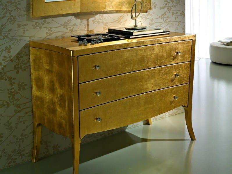 Gold leaf dresser LYRA | Dresser - CIACCI