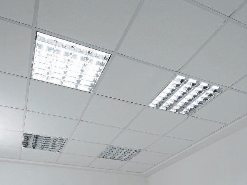 Ceiling tiles for healthcare facilities CLEAN BOARD - ITP