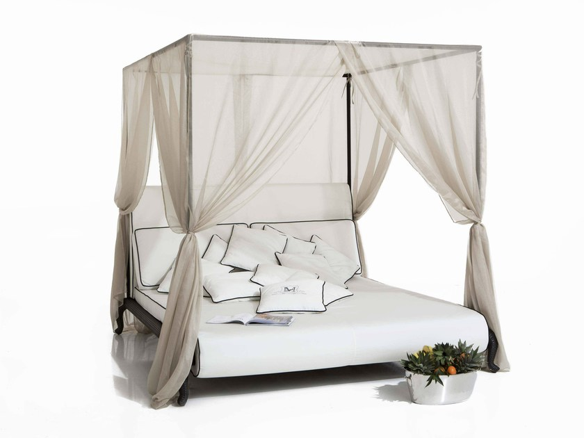 Canopy fabric garden bed CANOPO | Canopy garden bed - Samuele Mazza Outdoor Collection by DFN
