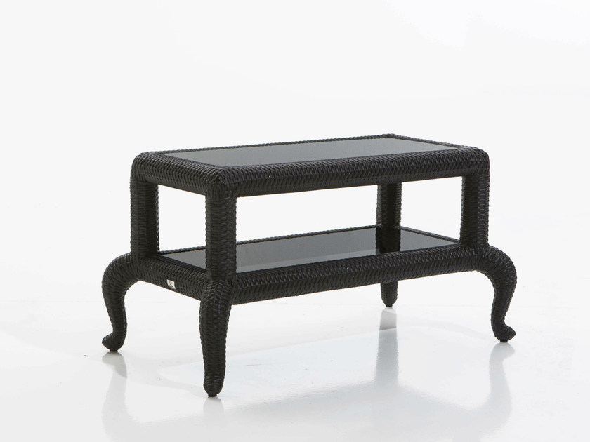 Low resin Side Table CANOPO | Side table - Samuele Mazza Outdoor Collection by DFN