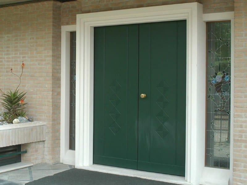 Porte blindate anta singola e doppia 883 by dibi porte blindate - Porte e finestre blindate ...