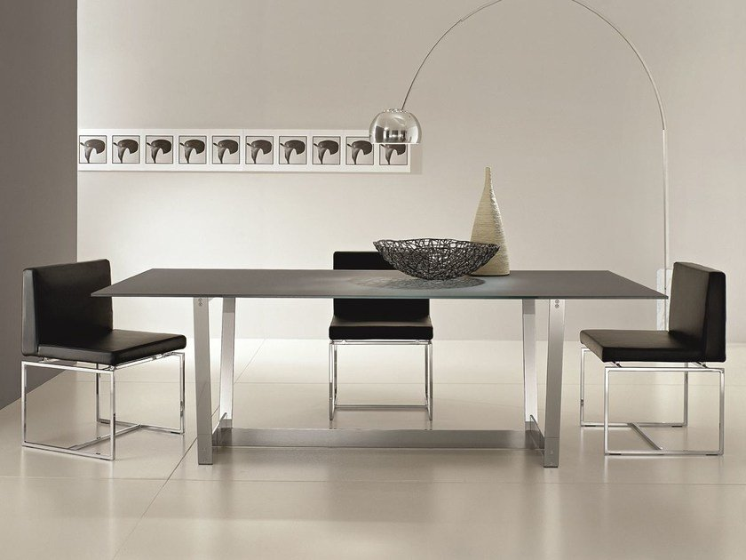 Table / meeting table PABLO | Rectangular table - CIACCI