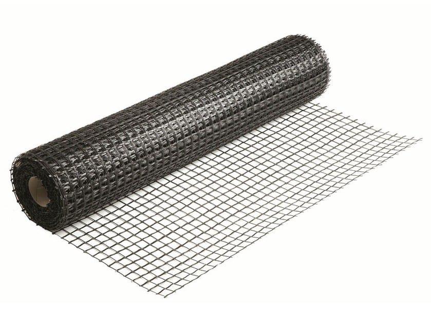 Alkali resistant fibreglass reinforcing mesh FASSANET ZR 225 - FASSA