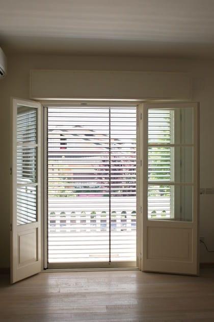 Tapparella orientabile di sicurezza securflap dibi porte - Pannelli oscuranti finestre ...