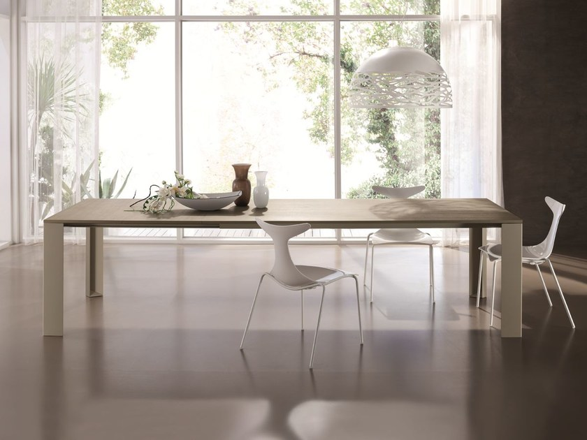 Rectangular dining table ZEUS | Rectangular table - CIACCI