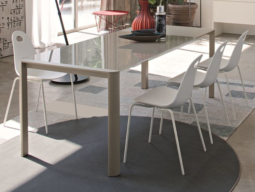 Extending rectangular table R6 | Extending table - CIACCI