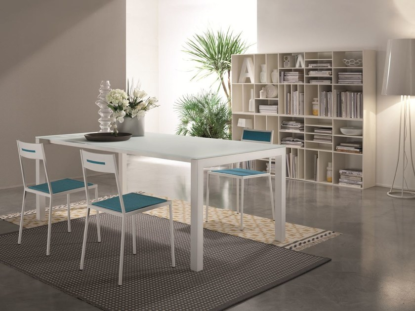 Extending rectangular table SMART | Extending table - CIACCI